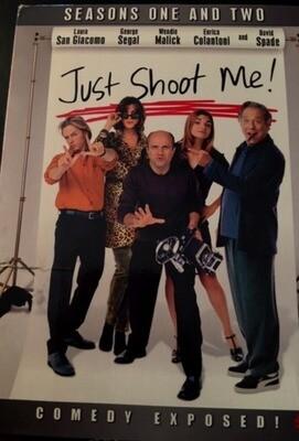 Just Shoot Me – Seasons 1 & 2 - DVD