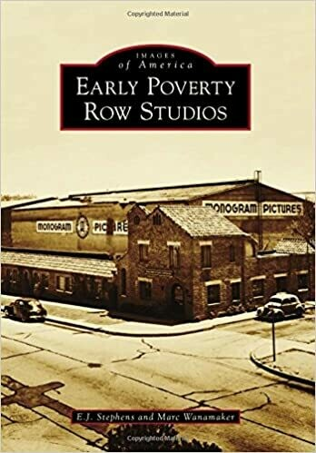 Early Poverty Row Studios (Images of America) Paperback