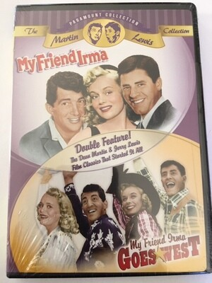 The Martin & Lewis Collection – Double Feature - DVD