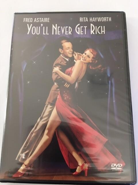 You'll Never Get Rich - DVD