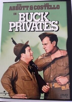 Buck Privates - DVD