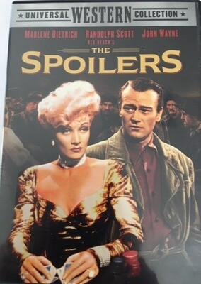 The Spoilers - DVD