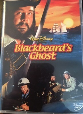 Disney's - Blackbeard's Ghost – DVD