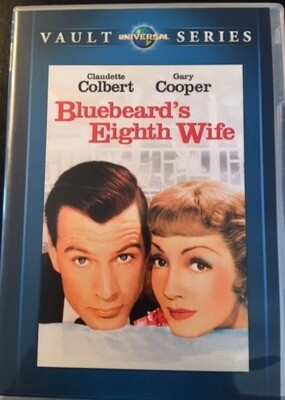 Bluebeard's Eight Wife – DVD