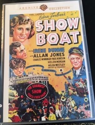 Showboat – 1936 Warner Bros. Archive Collection -- DVD