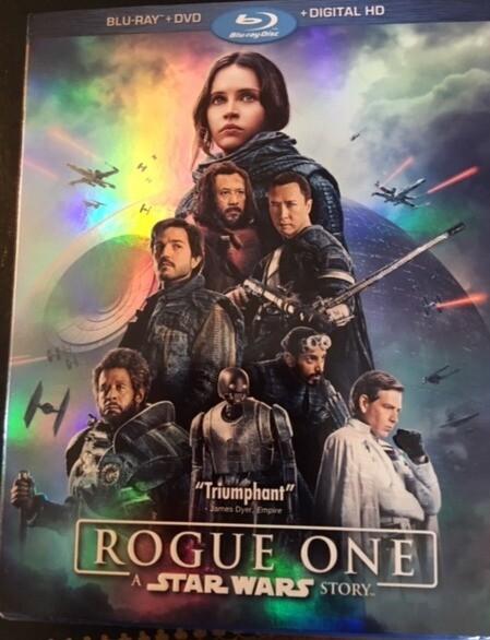 Star Wars – Rogue One – DVD / Blu Ray