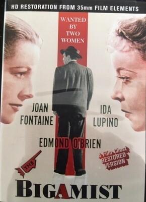 The Bigamist --  DVD (Film Chest Restored Version)