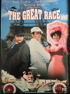 The Greatest Race -- DVD