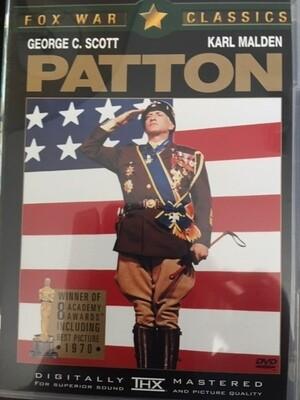 Patton -- DVD Fox War Classics