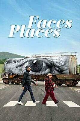 Faces Places – Cohen Media Group - DVD