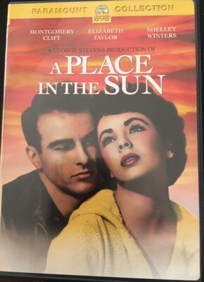 A Place in the Sun (Domestic) DVD