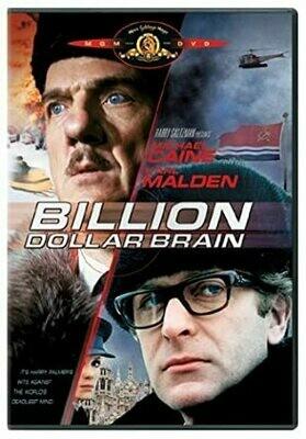 Billion Dollar Brain -- DVD