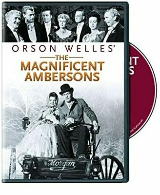 The Magnificent Ambersons by Orson Welles -- DVD