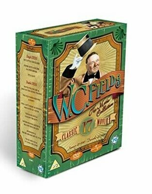 The Wc Fields Collection - 17 Films [DVD][Region 2]
