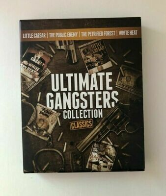 Ultimate Gangsters Collection: Classics -- 5 Blu-ray Box-set