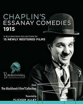 Chaplin's Essanay Comedies  (Box Set)