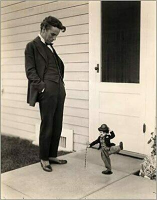Charlie Chaplin: A Photo Diary -- Hardcover