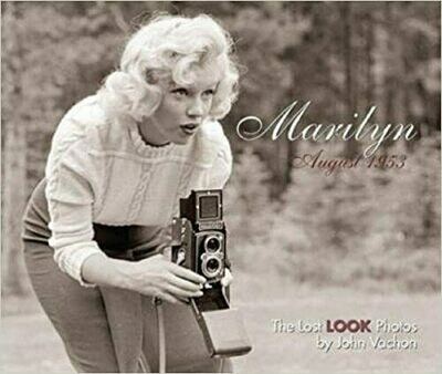 Marilyn August 1953 – The Lost LOOK Photos