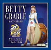 Betty Grable & Co-Stars - The 20th Century Fox Years Vol. 1 1940-1944 (2 DISKS)