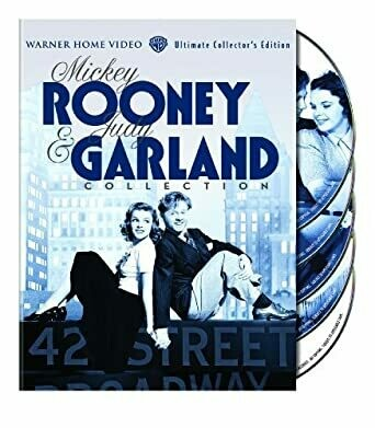 Mickey Rooney & Judy Garland Collection (Boxed Set)