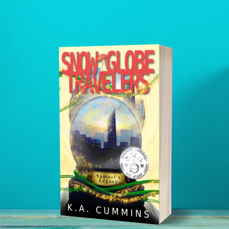 Snow Globe Travelers: Samuel's Legacy (autographed paperback)