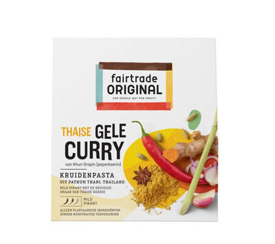 Gele curry