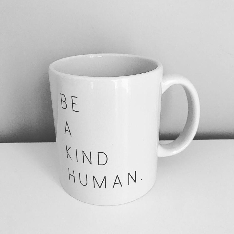 Kind Human Mug