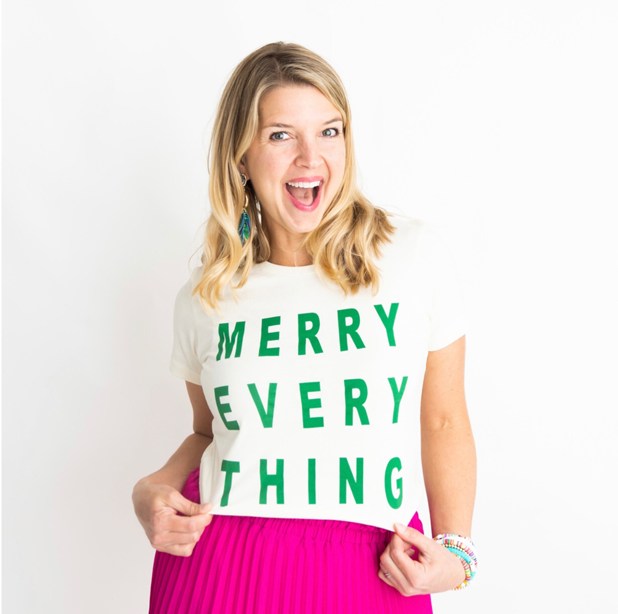 PREORDER Merry everything Tee!