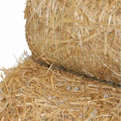 Straw Blanket - Single Net Roll