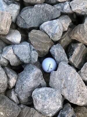 Limestone - #1 & #2 Mix - BY THE YARD