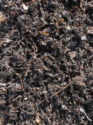 Leaf Compost - BY THE YARD