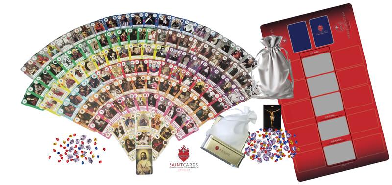 SaintCards: Deluxe Heaven Hold'em Bundle