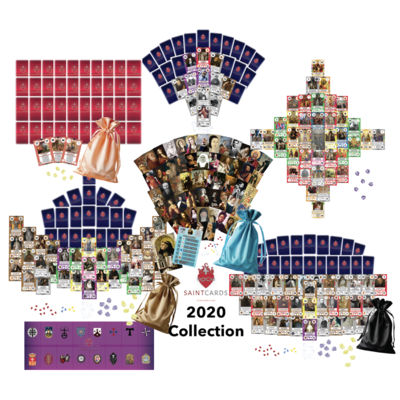 (Pre-Order for Sept. 2020) All of the 2020 Collection!