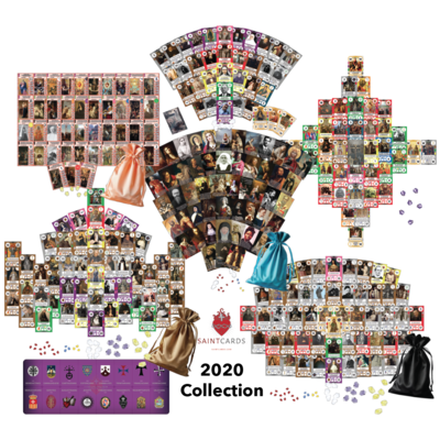 All of the 2020 Collection!
