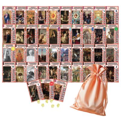 SaintCards: Enrichment Cards Expansion [Set 1]