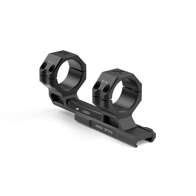 Rigid Precision Mount 34mm - 20 MOA