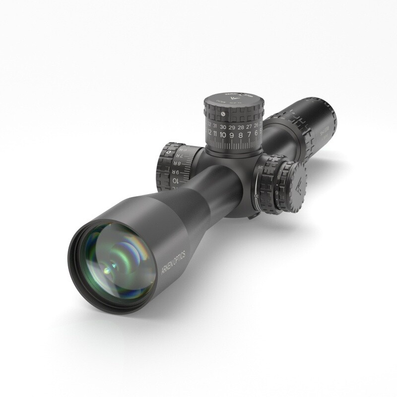 SH4 6-24X50 GEN2 FFP MOA VPR Illuminated Reticle with Zero Stop - 34mm Tube