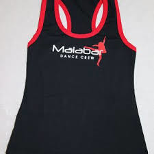 Malabar Dance Crew Singlet