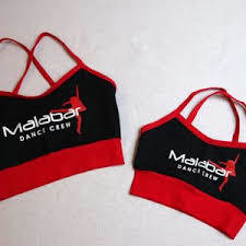 Malabar Dance Crew Crop Top