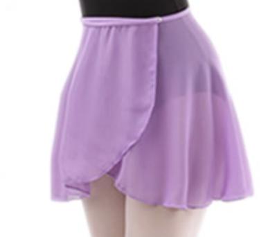 Pre-Senior / Senior Ballet Skirt - BLACK