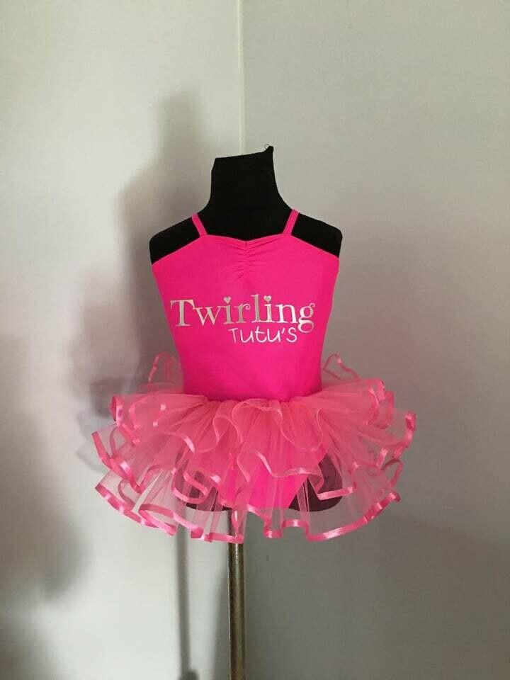Twirling Tutu's Uniform