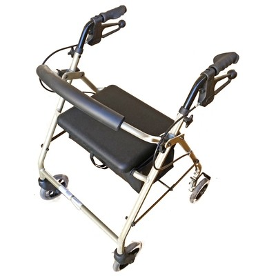 "Ellipse 6"" Standard Walker"
