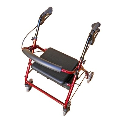 "Ellipse Petite 6"" Wheeled Walker"