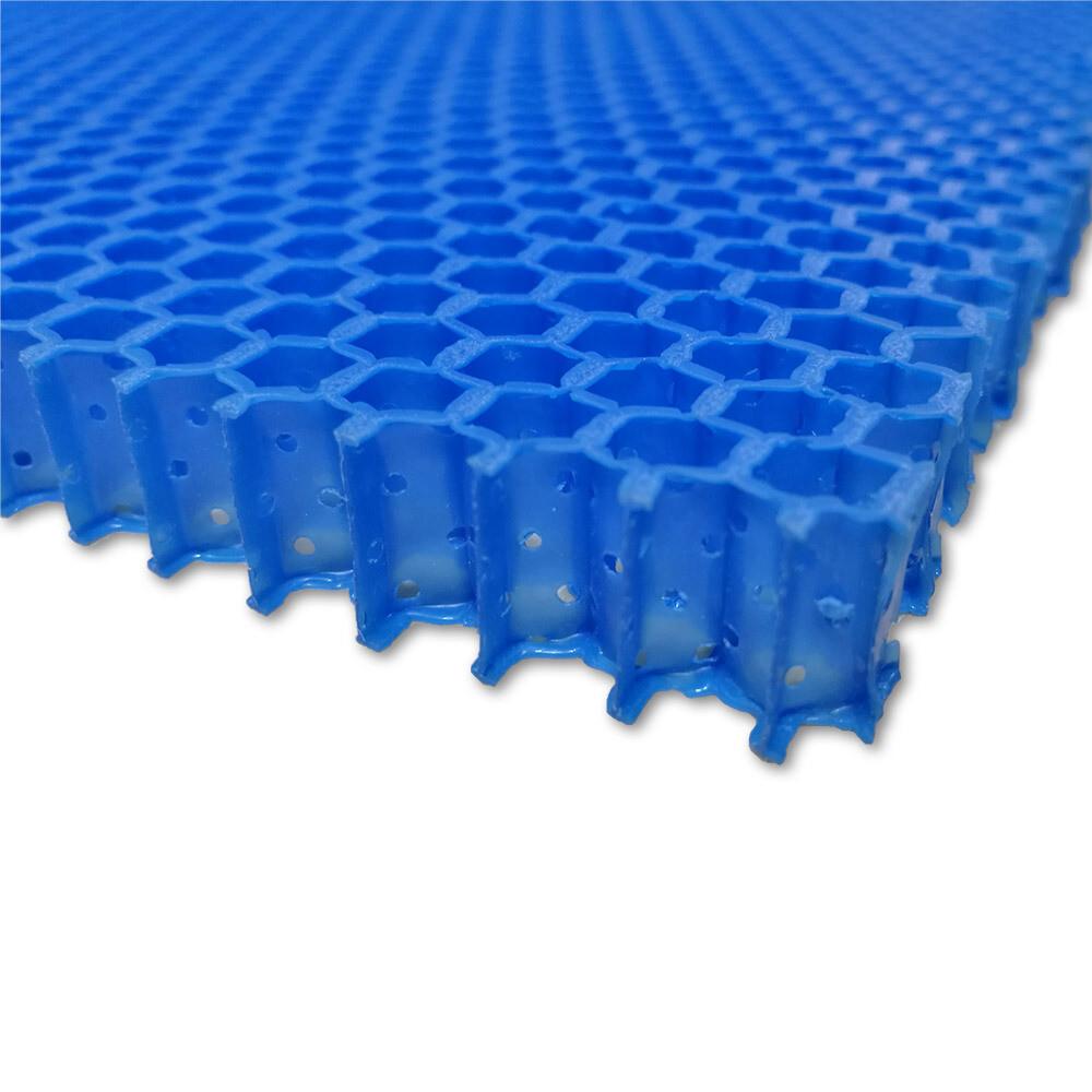 "Supracor Stimulite Honeycomb Sheet 24"" x 24"" x 1/2"""