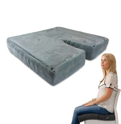 Diffuser Coccyx Cushion / Tailbone Seat