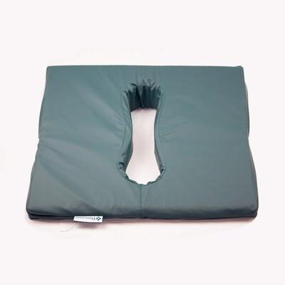 Keyhole Wedge Angled Pressure Cushion