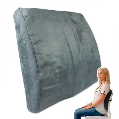 Back Huggar Chiropractic Back Support Cushion