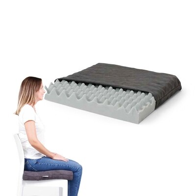 Multi Purpose Cushion with Egg Foam
