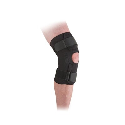 Ossur Neoprane Wraparound Hinged Knee Support