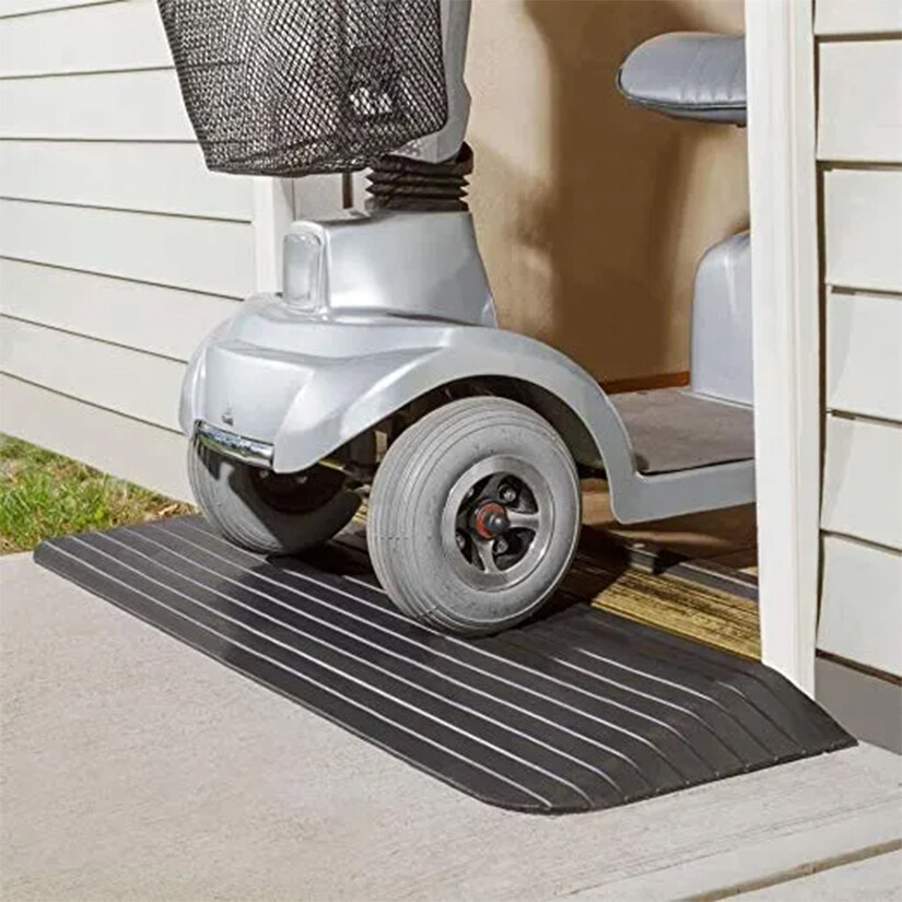 Rubber Wheelchair Ramp | Access Ramp